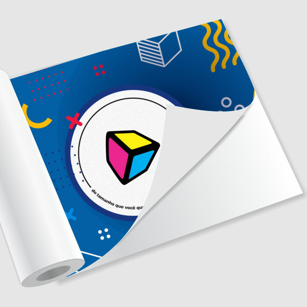 Adesivo Impresso por Metro Linear