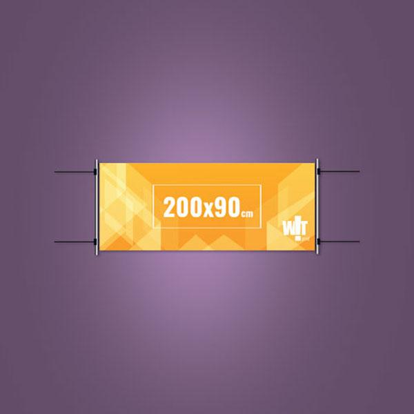 Faixa Impressa 200x90cm