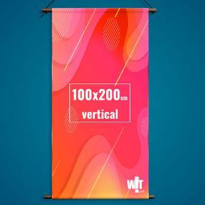 Banner 100x200cm